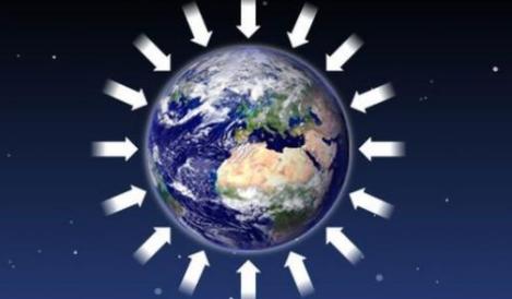 قانون الجاذبية الأرضية